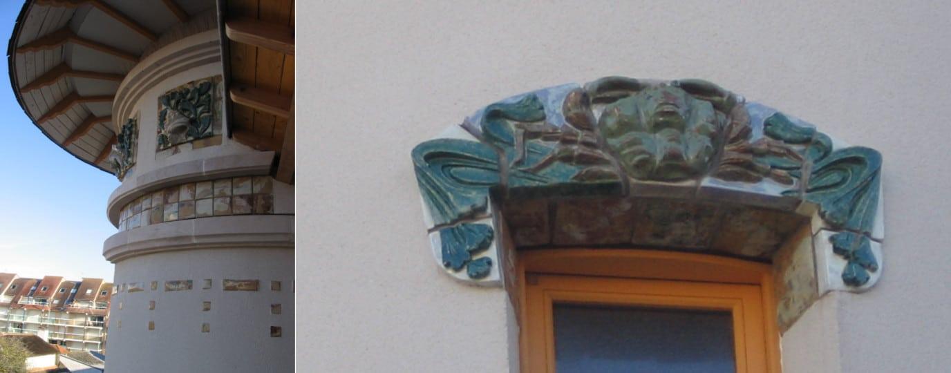 Céramiques Villa Alexandre arès