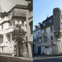 Photos d'Archives de la Villa avant les travaux
